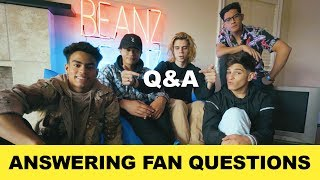ANSWERING YOUR QUESTIONS!