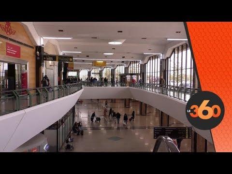 Le360.ma • Les améliorations apportées à l'aéroport Mohammed V expliquées par son directeur