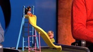 Miles Jupp bemoans children climbing up slides - Room 101: Series 3 Episode 4 preview - BBC One