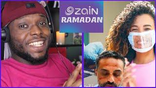 RAMADAN 2020 / #ZAIN'S COMMERCIAL VIDEO  REACTION!