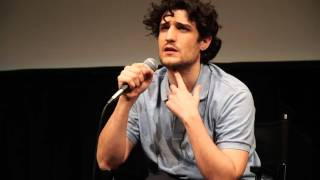 Louis Garrel at Lincoln Center, New York, March 2016 - Masterclass