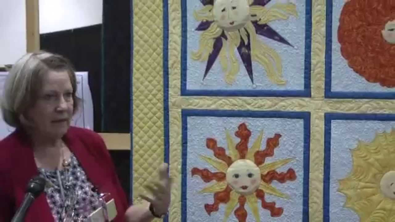 OLC - Champlain Valley Quilt Show  10-10-15