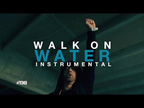 Eminem - Walk On Water (INSTRUMENTAL w/ DOWNLOAD) Karaoke