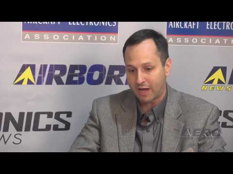 Aero-TV: Inside AEA 2016 - SmartSky Networks' Ryan Stone