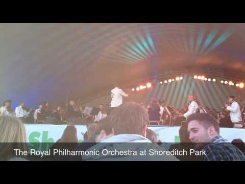 Royal Philharmonic at Shoreditch Park