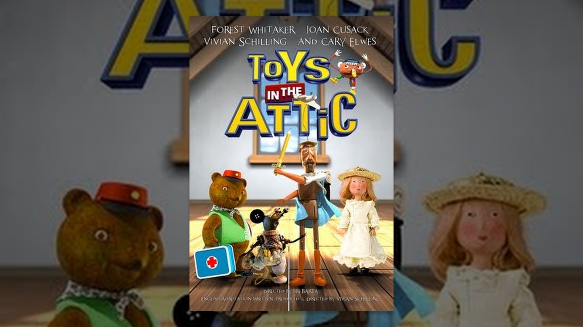Toys In The Attic Youtube
