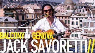 JACK SAVORETTI - WRITTEN IN SCARS (BalconyTV)