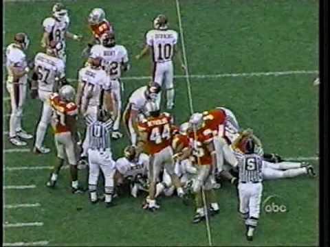 2002: Ohio State v. Washington State (Drive-Thru)