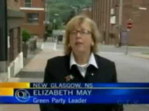 Elizabeth May - agree or disagree