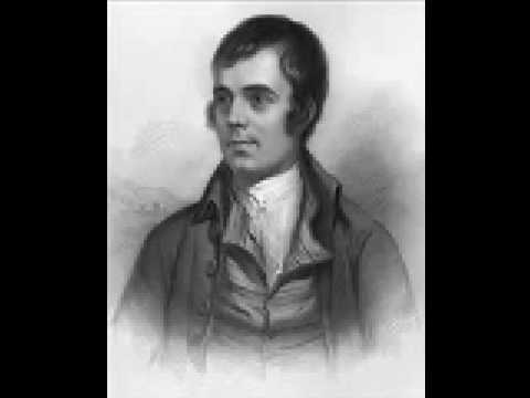 Robert Burns --Of a