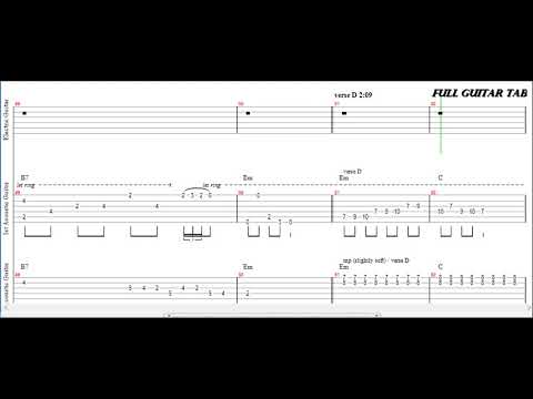 Cromok -  Another You Full Guitar Tab