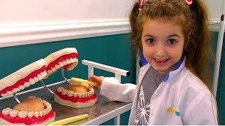 Masha chooses a doctor profession