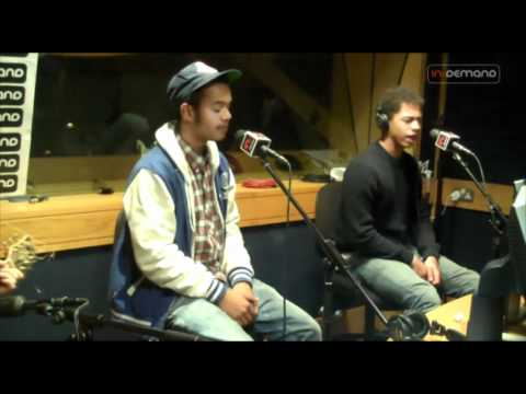 Rizzle Kicks - Down with the Trumpets Live Session