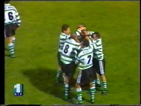 29J :: Campomairense - 3 x Sporting - 5 de 1997/1998