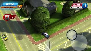 Robbery Police Car game
