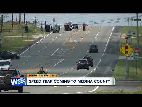 State Route 18 in Medina County: Will drivers be ticketed for going 1 mile per hour over the limit?