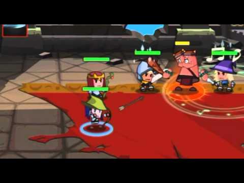 Heroes Vs Monsters - Boss #1
