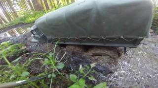RC Ural 4320 in the Mud