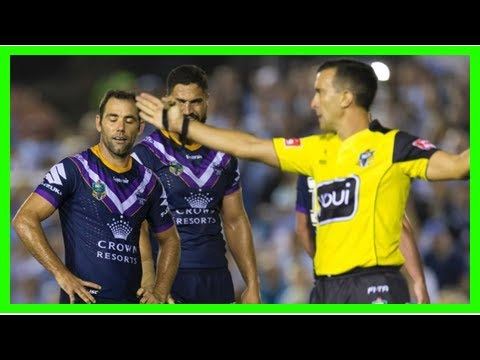 'Hang your head': Andrew Johns blasts Todd Greenberg over NRL penalty crackdown