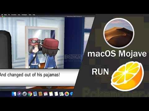 How To Install And Run Citra On Mac OS Mojave With I5 16GB Ram 512GB SSD