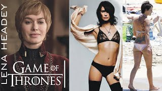 Game of Thrones Best actor Cersei Lannister | Lena Headey | Full Biography