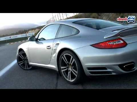 Porsche 911 Turbo First Drive Edmundscom