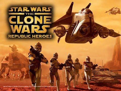 Прохождение Star Wars: Battlefront (PC) #2 - Войны клонов - Республика