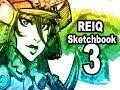 Reiq Sketchbook 03