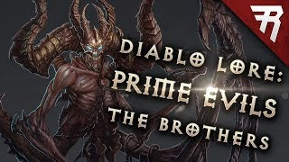 Mephisto: Father of Lilith & The Prime Evils - Diablo Lore: Part 3