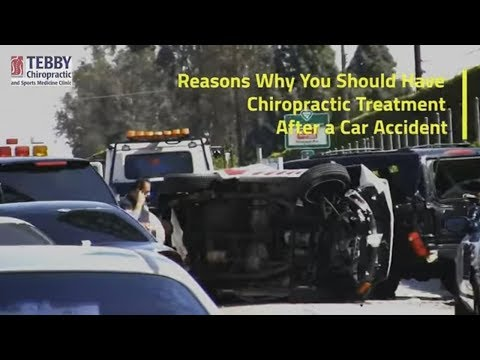 Car Accident Injury Treatment By Chiropractor Charlotte NC | Tebby Clinic 704-541-7111