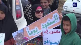 الكوشوك والمرايا العاكسة وكمامات البصل أساليب جديدة لمواجهة الاحتلال