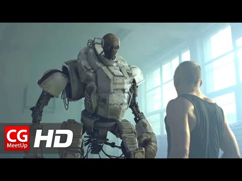 """CGI VFX Animated Short Film HD: """"How To Train Your Robot"""" by Platige Image"""