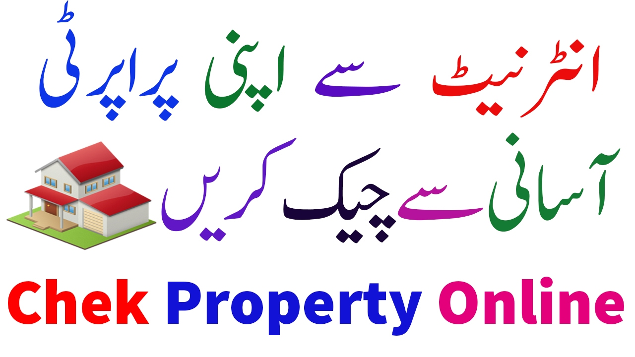 Property report online