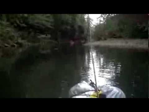 Kayak fishing - cover