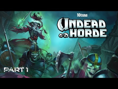 CHICKEN TO THE RESCUE?   Undead Horde Gameplay - Part 1  