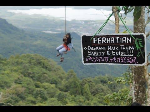 Tujuan Wisata Paling Ekstrim Yang Wajib Di Kunjungi!! Kalibaya Park