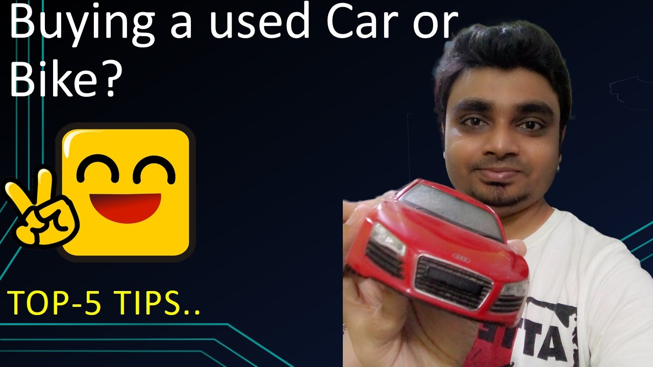 Top 5 Things To Check Before Buying A Second Hand Cars In India