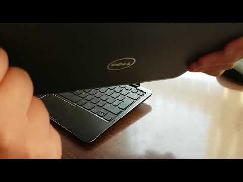 Dell Venue Pro 11 7140 Set up and overview