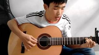 Suy nghĩ trong anh - Guitar cover by Vinh Acoustic