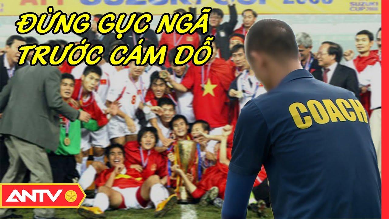 Cựu tuyển thủ Việt Nam vô địch AFF Cup 2008: 'Đừng bị cám dỗ hạ gục' | Người giấu mặt | AN