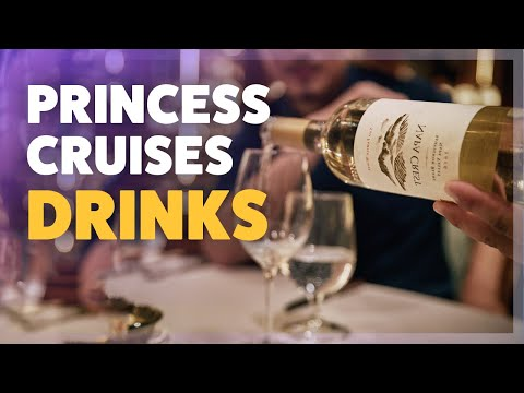 The Ultimate Guide To Drinks And Packages On Princess Cruises