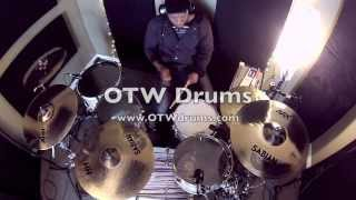 OTW Drums: Mix Ready samples