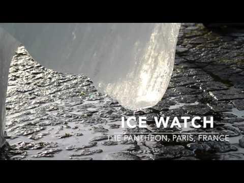 Climate Change Zen: 30 secs of Arctic ice, melting