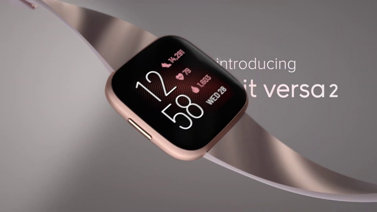 Fitbit Versa 2 Health Fitness