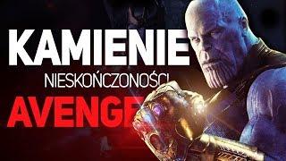 Gdzie są kamienie nieskończoności? - Avengers Infinity War