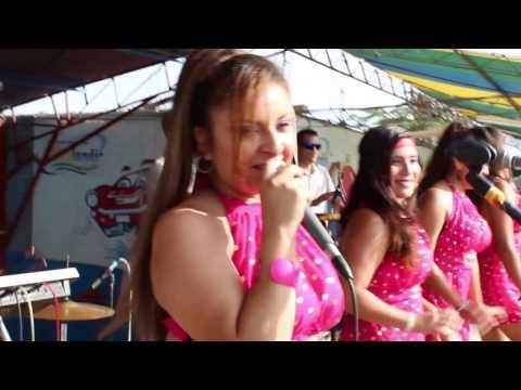 Carmen More y su Corazón del Norte  Me Toco Llorar HD ✓