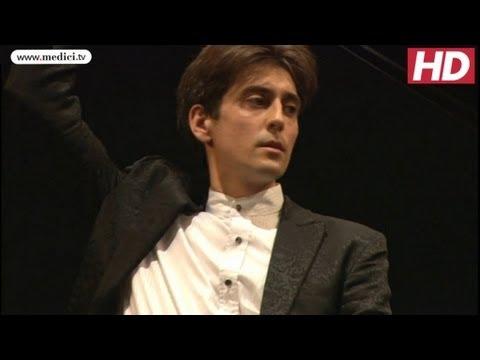 Yevgeny Sudbin - Beethoven Piano Concerto No. 5 - Verbier Festival 2013 Emperor