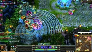 Yorick - League of Legends Nexus Tower Dive