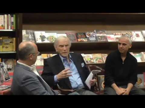 Joel Eisenberg, Peter Mark Richman hosted by Herbie J Pilato for Classic TV