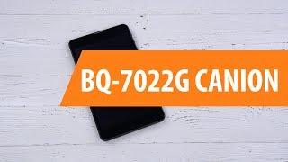 распаковка BQ-7022G CANION / Unboxing BQ-7022G CANION